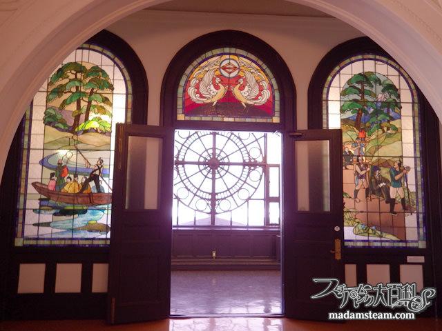 サンジェルマン伯爵の時計塔