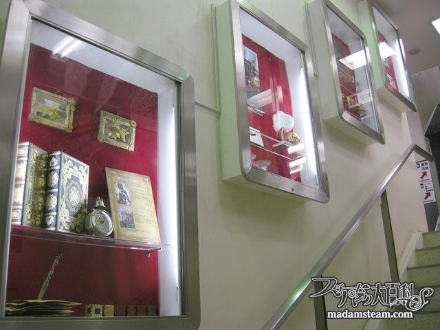 新宿オカダヤ『ネオヴィクトリアンDIYブック』作品展