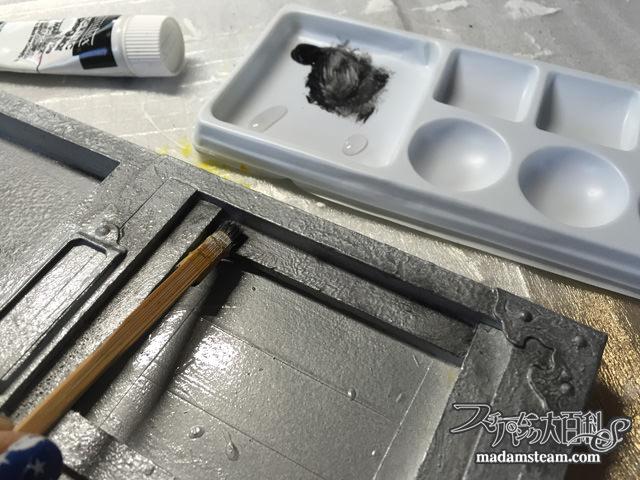 フォーフィニッシュ・金属塗装2スチール