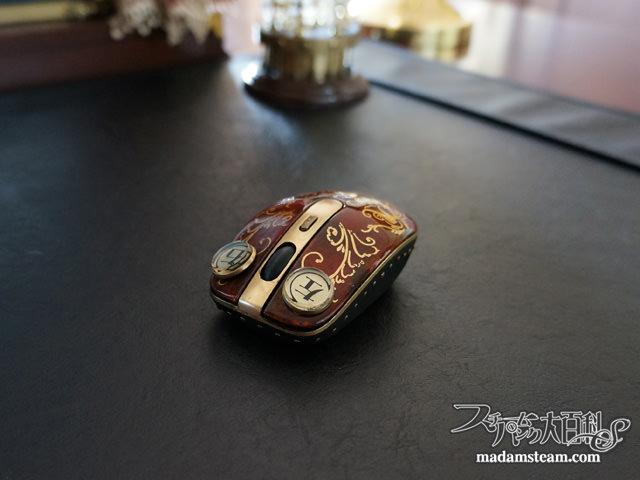 スチームパンクマウス2