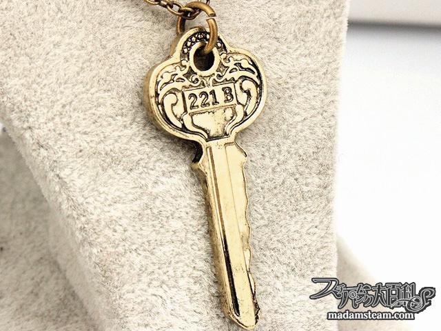参加賞プレゼント221Bの鍵