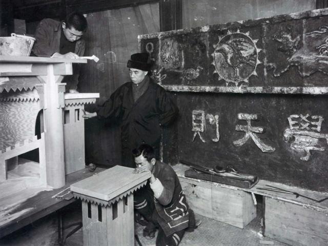 日本初のロボット学天則