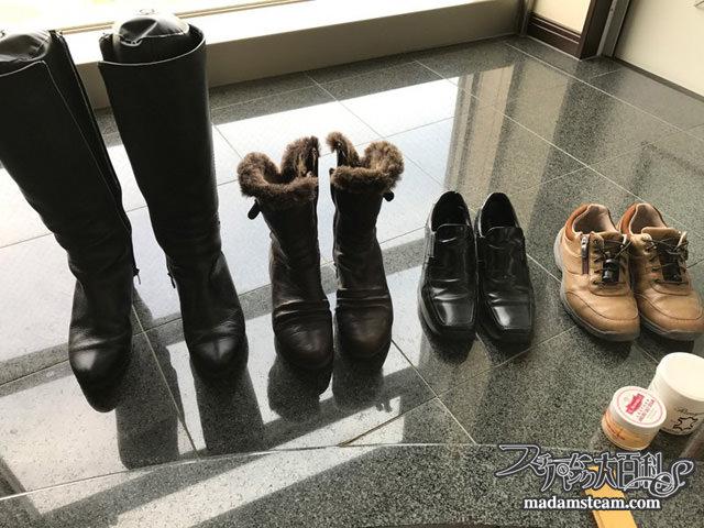 燕尾服編・靴