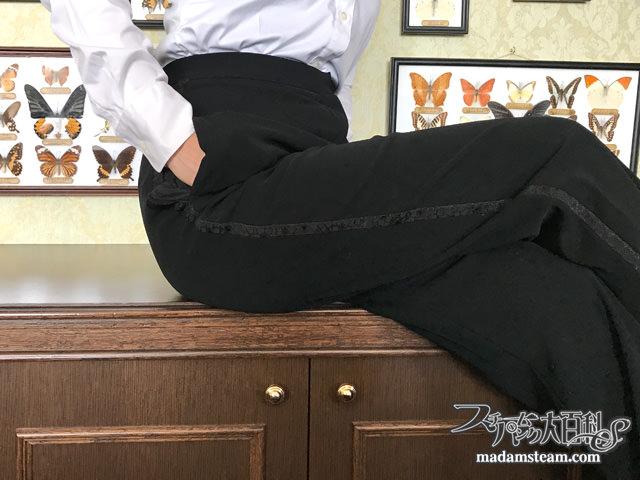燕尾服用のパンツ