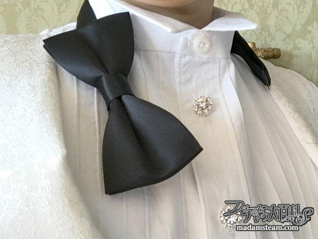 手作りの礼装用小物