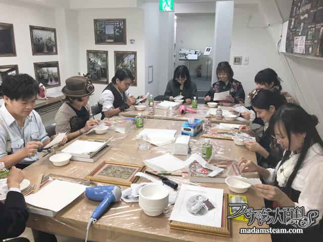 新宿オカダヤスチームパンクワークショップ