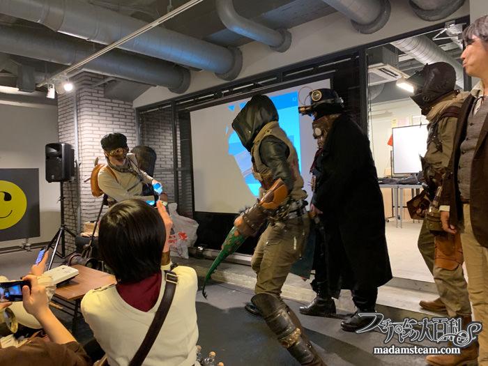 烏鷺々々亭スチームパンク喫茶【cafe虚無鎖】第10回