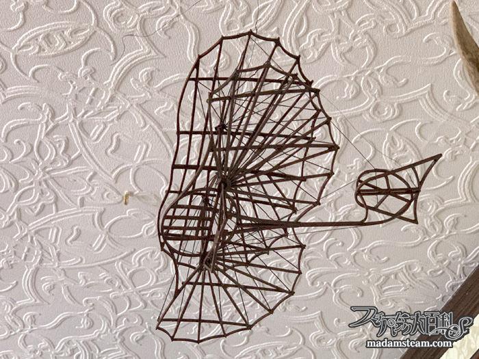 木製模型・リリエンタールグライダー