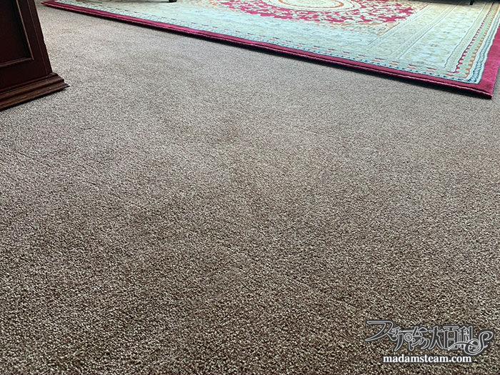 床カーペット張替え