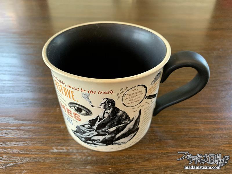 ホームズのマグカップ